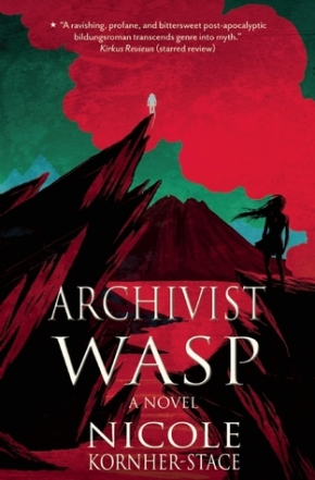 Book review: Archivist Wasp