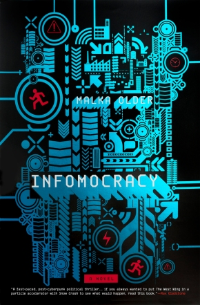 Book review: Infomocracy