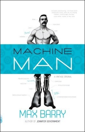 Book review: Machine Man