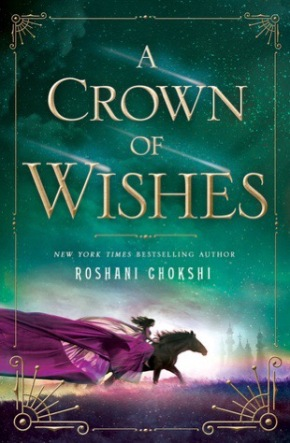 Book review: A Crown of Wishes
