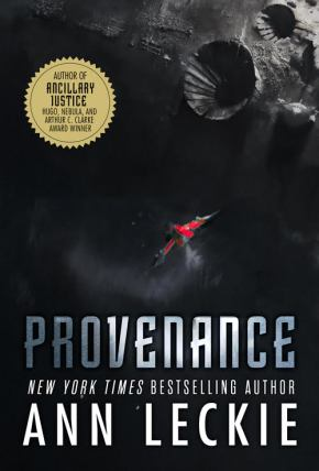 Book review: Provenance