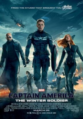 Marvel Rewatch: Captain America, The WinterSoldier