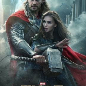 Book review: Thor 2 Darkworld