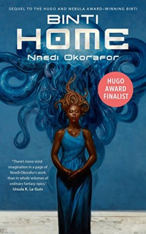 Book review: Binti – Home