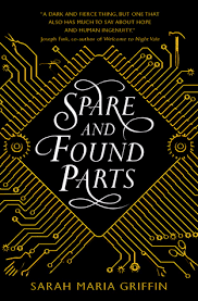 Book review: Spare and Found Parts