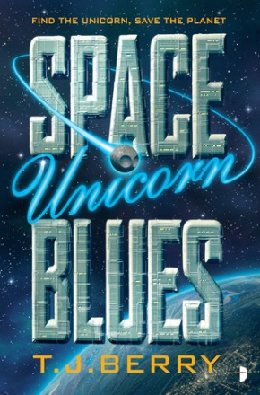 Book review: Space Unicorn Blues