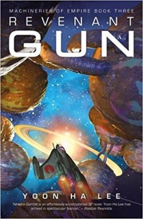 Book review: Revenant Gun