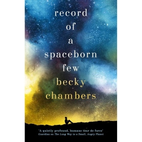 Book review: Record of a SpacebornFew