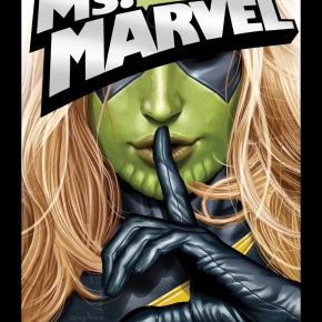 Book review: Ms Marvel (2006-2010)