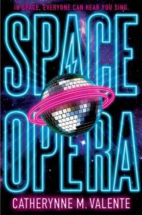 Book review: Space Opera