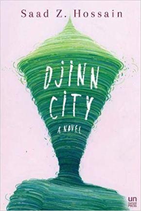 Book review DjinnCity