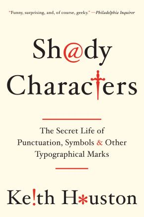 Book review: Sh@dyCharac†ers