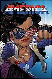 Book review: America, Vol. 1: The Life and Times of America Chavez