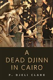 Book review: A Dead Djinn in Cairo
