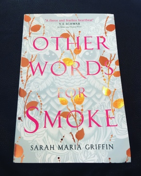 Book review: Other Words forSmoke