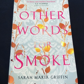 Book review: Other Words for Smoke