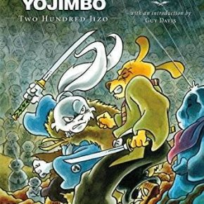 Book review: Usagi Yojimbo no. 29