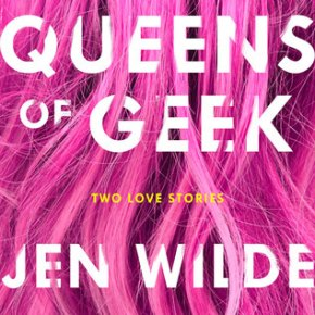 Book review: Queens of Geek