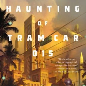 Book review: The Haunting of Tram Car 015