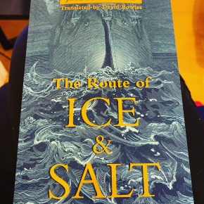 Book review: The route of ice andsalt