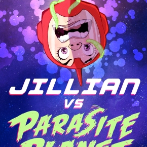 Book review: Jillian vs Parasite Planet