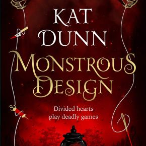 Book review: MonstrousDesign
